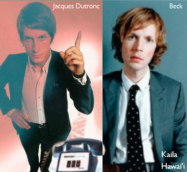 Jacques Dutronc & Beck