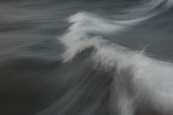 Hawaiian word of the day... nalu, wave or surf