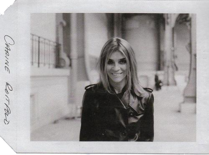 Carine Roitfeld, Editor in Chief, French Vogue