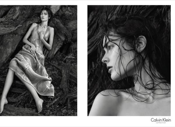 Monika Jagaciak 2 - Calvin Klein Collection SS 2010