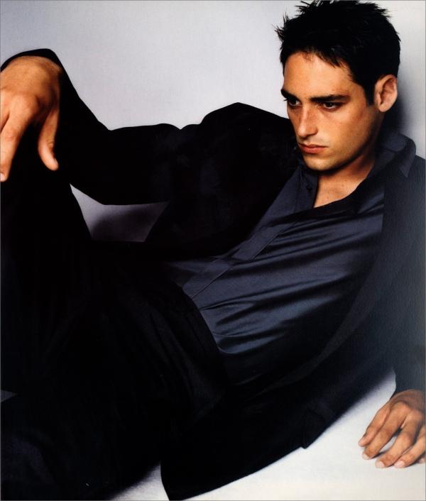 Calvin Klein Spring 1999 campaign by Mario Testino | Model: Colin Branca