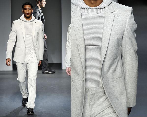 Calvin Klein Collection - Men Autumn/Winter 2010-2011