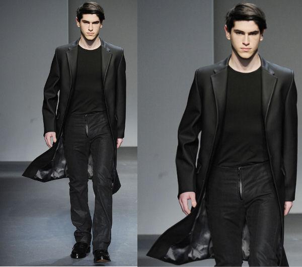 Calvin Klein Collection - Men Autumn/Winter 2010/2011
