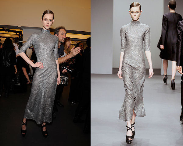 Jac at Calvin Klein Collection A/W 2010/2011