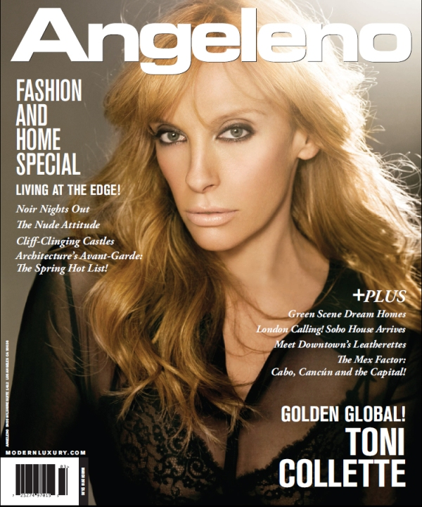 Angeleno - March 2010 issue