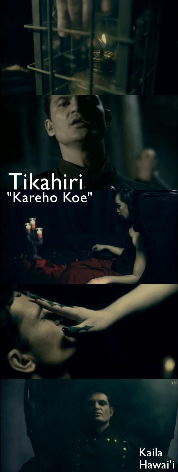 """Tikahiri - Still from """"Kareho Koe"""""""
